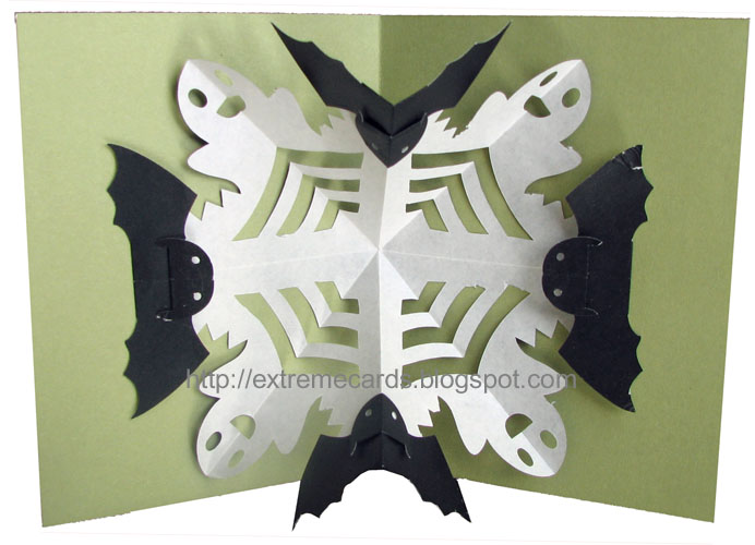 5 Scary Snowflake Templates Perfect For Halloween Decor Crafting